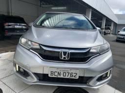 Título do anúncio: Honda FIT EX 1.5 CVT 18/19 58.000km