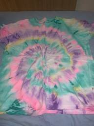 Camisa Tie dye tamanho 16