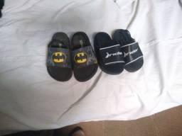 Venda de sandália pra criança meninos