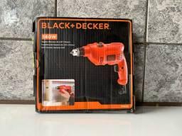 Título do anúncio: Furadeira  Black+Decker 560w (Aceito cartão)