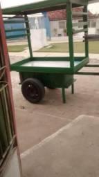 Vendo carrinho de lanche