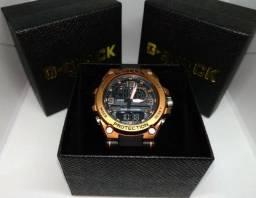 4f0d748e545 Relógio G Shock Metal Bronze