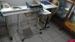 Maquina de cortar viés - Jandt - Semi nova