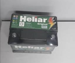Bateria Heliar 60AH (recebimento da bateria usada na compra)