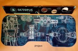 Mousepad Gamer Gigante Octopus 80 x 35 cm