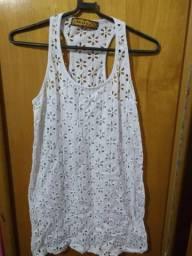 Blusa branca Marisa