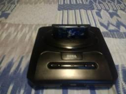 Mega drive 3 com everdrive comprar usado  Campos Dos Goytacazes