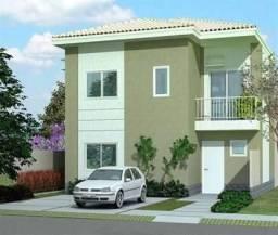 Casa duplex modelo a no Igarapé aldeia parque