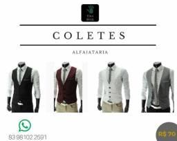 Coletes masculinos - moda style comprar usado  João Pessoa