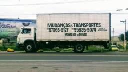 Transportes, mudanças e fretes