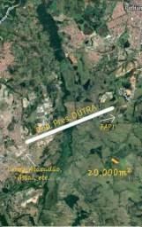 Área de 20.000 em ZM (zona mista) próximo a Dutra