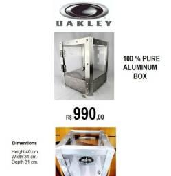 11a8dd684f383 Expositor Small Oakley - 1 3 Valor em 12 Pagamentos