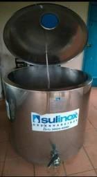 Resfriador de leite