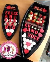 Barca a partir de $28 chocolates e presentes