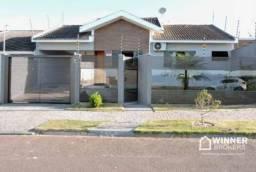 Linda Casa com Piscina em terreno inteiro à venda, 164 m² de construção por R$ 500.000 - M