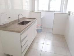 Apartamento com 1 dormitório para alugar, 50 m² por R$ 1.000,00/mês - Centro - Juiz de For