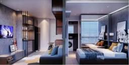Apartamento à venda com 1 dormitórios em Alto da glória, Curitiba cod:AP0280_BROK
