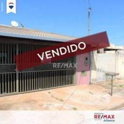 Casa com 2 dormitórios à venda, 105 m² por R$ 195.000,00 - Parque Imperial - Presidente Pr