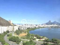 Apartamento à venda com 3 dormitórios em Lagoa, Rio de janeiro cod:IP3AP21679