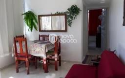 Apartamento à venda com 1 dormitórios em Catete, Rio de janeiro cod:BO1AP21031