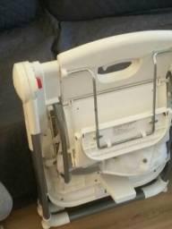Cadeira de alimentação para bebê dobrável
