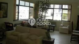 Casa à venda com 4 dormitórios em Humaitá, Rio de janeiro cod:IP4CS28011