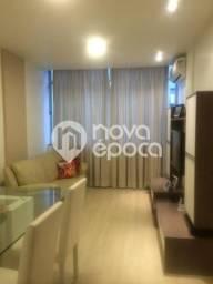 Apartamento à venda com 3 dormitórios em Flamengo, Rio de janeiro cod:FL3AP28402