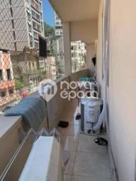 Apartamento à venda com 1 dormitórios em Glória, Rio de janeiro cod:FL1AP39443