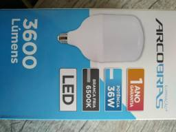 Lâmpada Bulbo ultra LED 36w