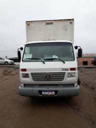 Caminhão VolksWagen 3/4- 7.110 Baú Alongado ano 2205. motor MWM- Pronto p trabalhar - 2005