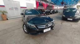 Mercedes C 180 ELEGANCE 1.6 4P - 2016