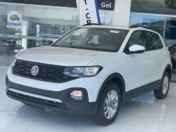 Novo Volkswagen T-Cross 200 TSI - 2019/2020 - AUTOMÁTICO - 2020