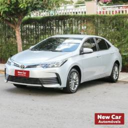 Corolla 2018, Revisado Na Garantia C\ Couro , Rodas , Pisca no Retrovisor , Impecavel - 2018