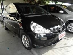Honda / Fit EX 1.5 16V 2008 Preta - 2008