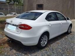 Jac j5 sedan branco-oportunidade/abaixei pra vender essa semana - 2013