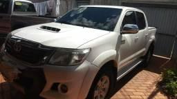 Caminhonete Toyota Hilux 2013 SRV 3.0 Automático Completo - 2013