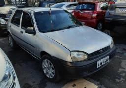 Ford Fiesta 1.0 4 Portas Prata Metálico - Financie Fácil - 2001
