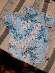Camisa florida social
