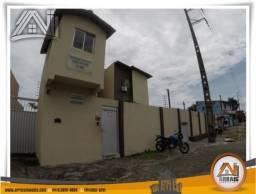 Apartamento com 2 dormitórios à venda, 58 m² por R$ 120.000 - Serrinha - Fortaleza/CE