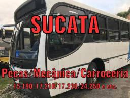Sucata ônibus VW VENDA DE PEÇAS 15.190/17.210/17.230 etc