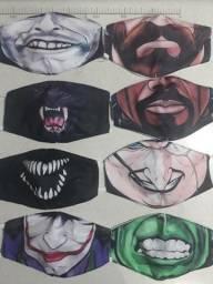 Vendo mascara de tecido duplo