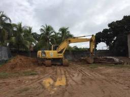 Escavadeira Hidraulica Pc200, Ano 2012