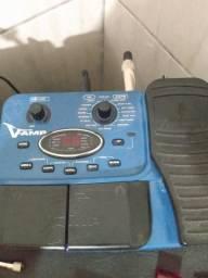 VENDO PEDALEIRA V AMP COM FONTE