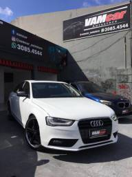 Audi A4 top SEL linha 2.0 TFSI blindado
