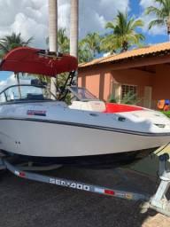 Jet Boat Seadoo Wake 210 - 2012- Jetboat Wakeboard
