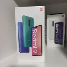 URGENTE// Redmi 9 da Xiaomi!!Novo lacrado com garantia e entrega imediata