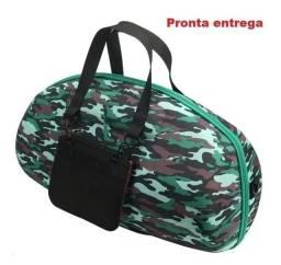 Capa Case Rígido Bolsa Camuflada P/ Jbl Boombox Com Bolsinha