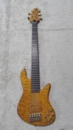 Baixo Luthier SJ 5 cordas