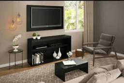 Rack C/painel Tv Até 50 Polegadas com mesa de centro