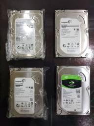 Hd Seagate 1tb Sata Iii 6gb/s Desktop Testado 100%